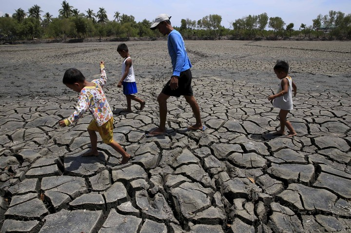 Southeast Asia Should Brace for More 'Extreme' Drought, Study Says