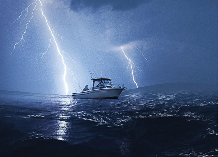 Het stormt steeds harder op onze oceanen - VICE