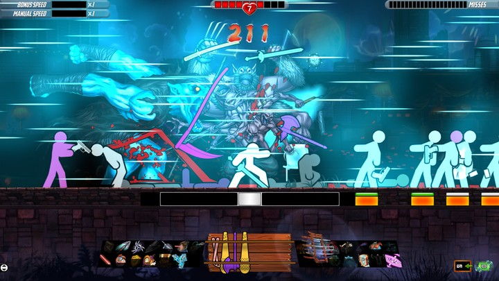 'One Finger Death Punch 2' Is a Two-Button Power Fantasy - VICE