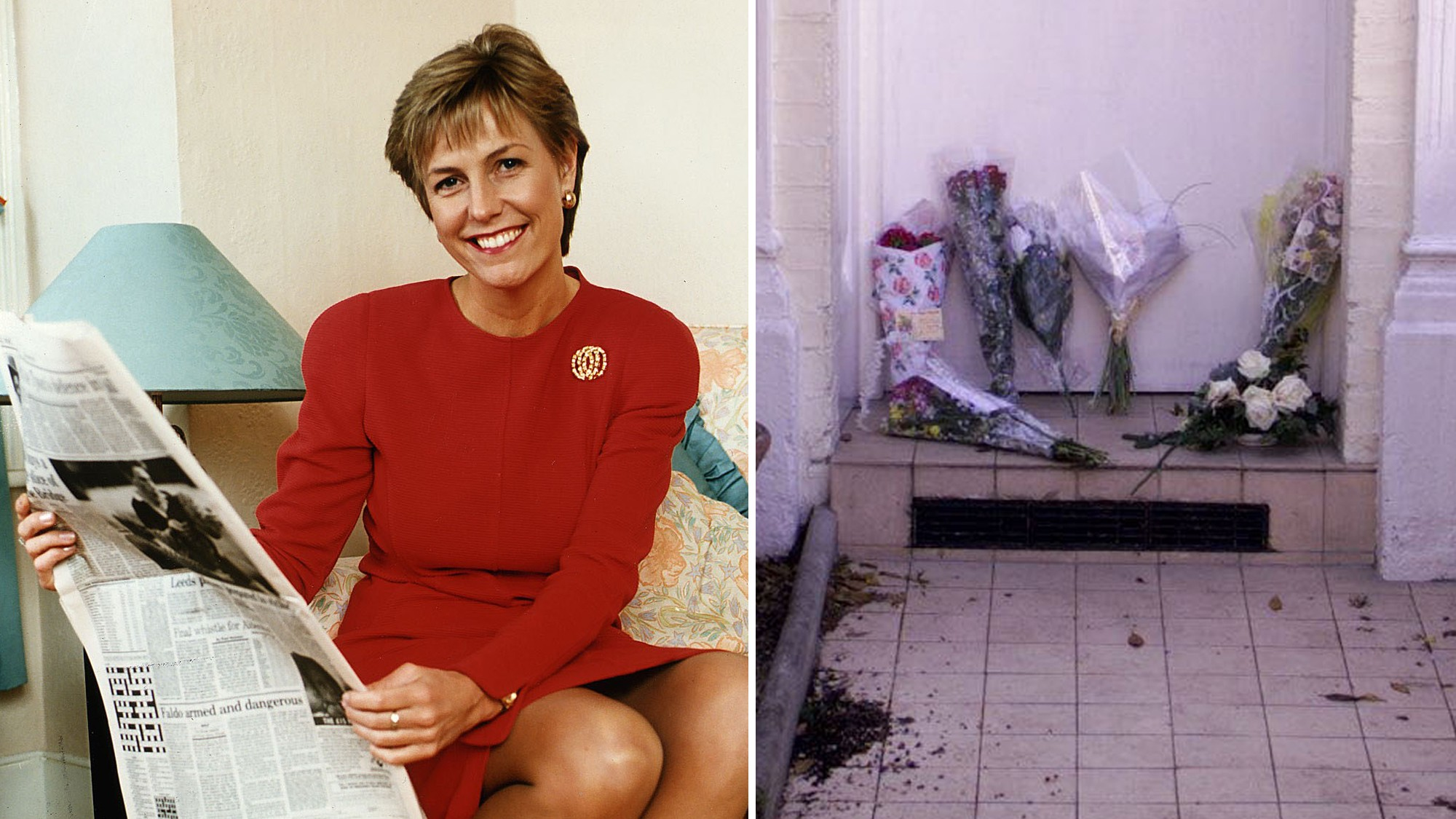 The Unsolved Murder of Jill Dando, Britain's 90s TV Sweetheart - VICE