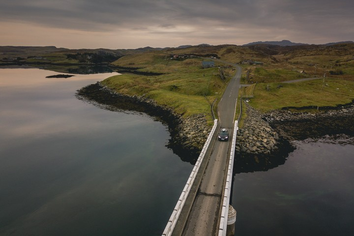 Nissan Leaf Review | A Green Road Trip to the Outer Hebrides - Amuse