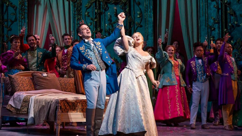 Sex Scenes: 'La Traviata' Was the Original 'Pretty Woman'
