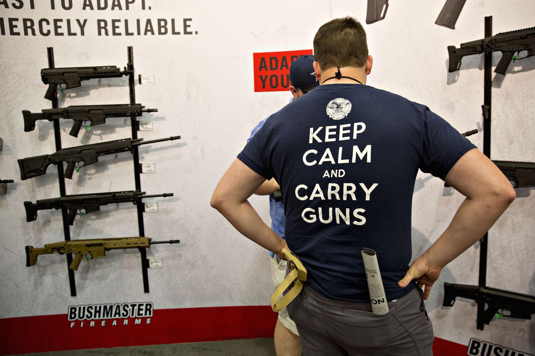 Colorado group slams scott as feinstein bloomberg's gun control lovechild