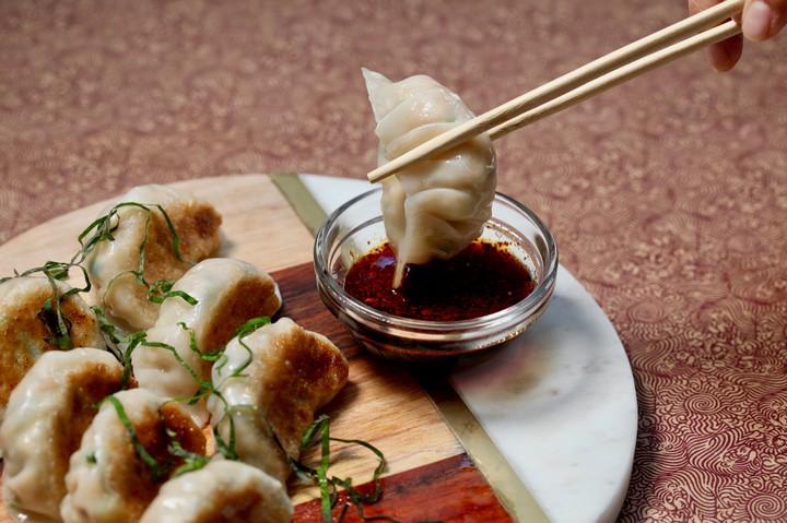 Fish and Kimchi Dumplings Recipe - VICE