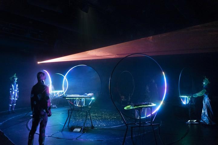 Een algoritme gaf voor het eerst een live-concert, in Amsterdam