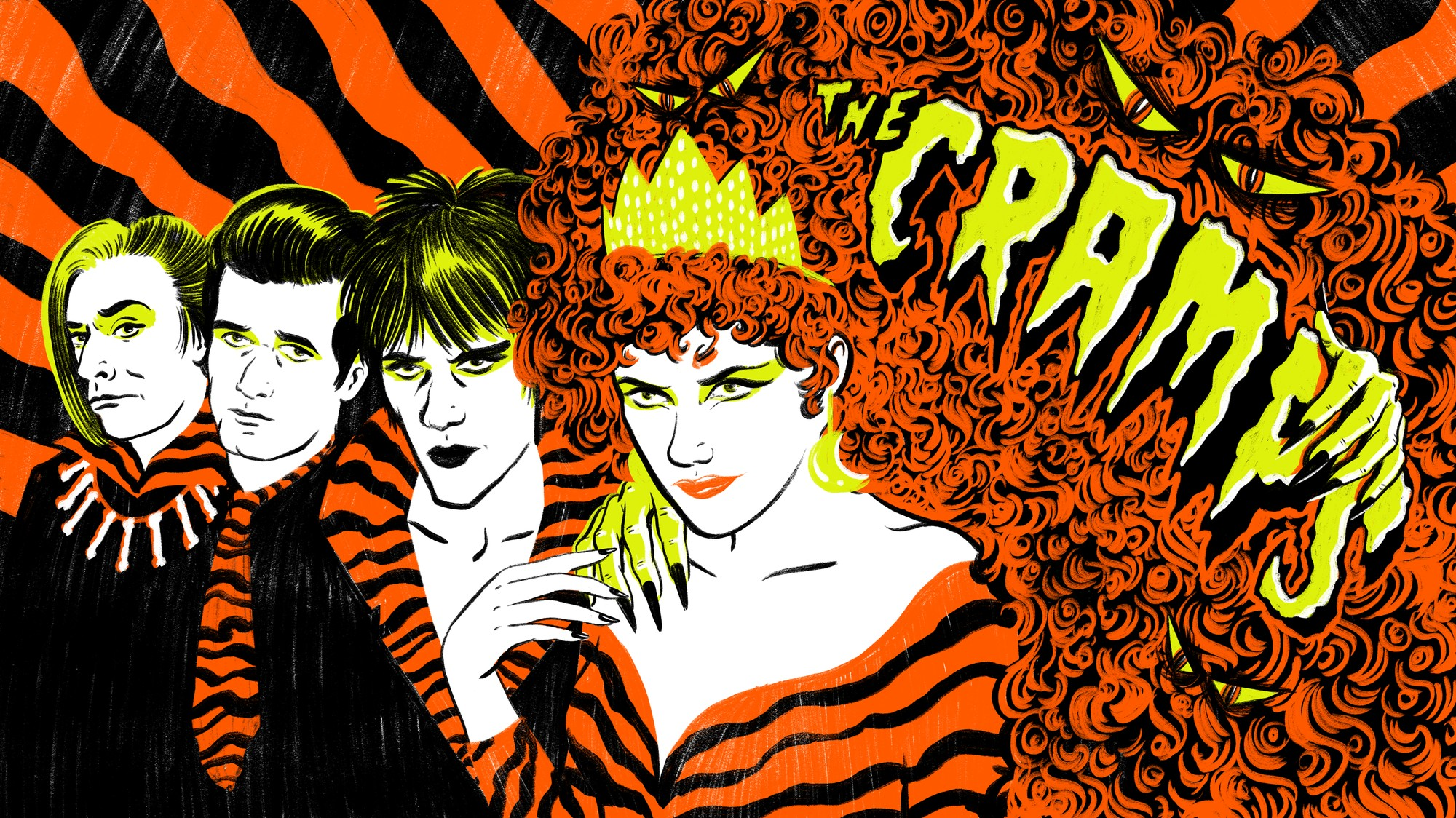 The Guide to Getting into The Cramps, Garage Rock's True