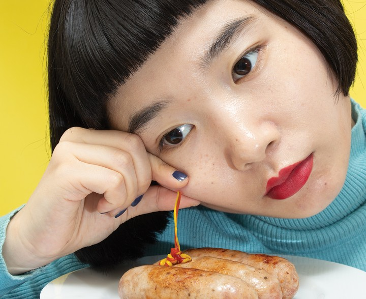 Izumi Miyazaki's Colorful Photos of Surreal Pimple Pops - VICE