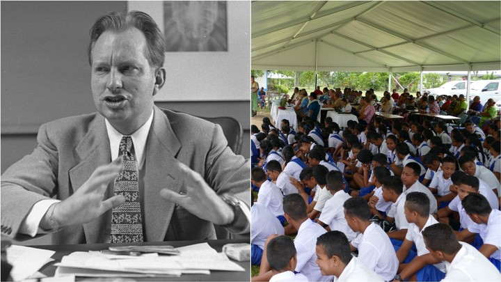 Scientology is Allegedly Being Taught at Schools in Samoa - VICE