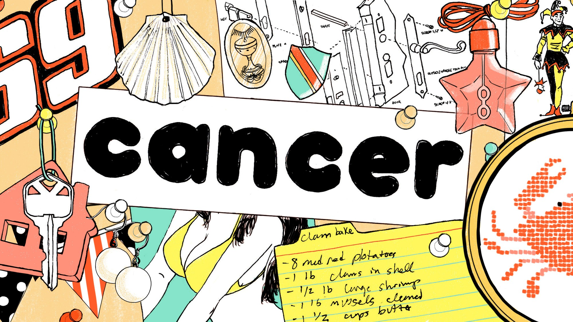 Monthly Horoscope: Cancer, June 2019 - VICE