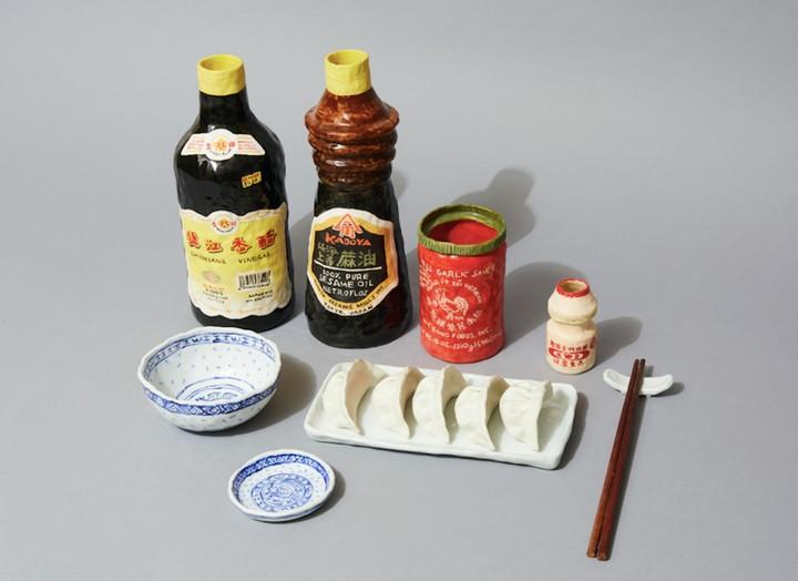 Stephanie H. Shih's Food Ceramics Nourish Asian-American Memory - GARAGE