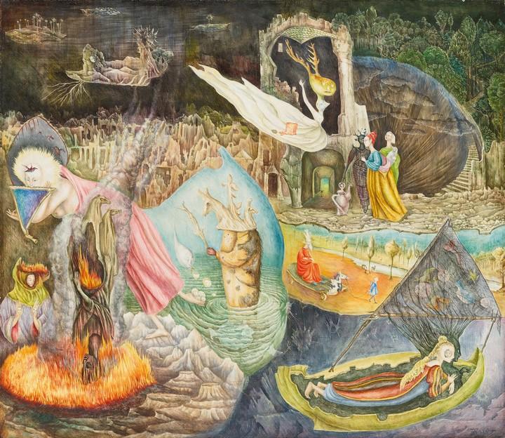 Surrealism Under the Volcano - GARAGE