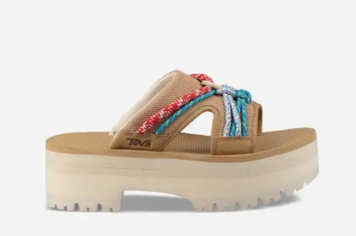 These 'Carabiner' Tevas Platforms Are Every Futch's Dream - GARAGE