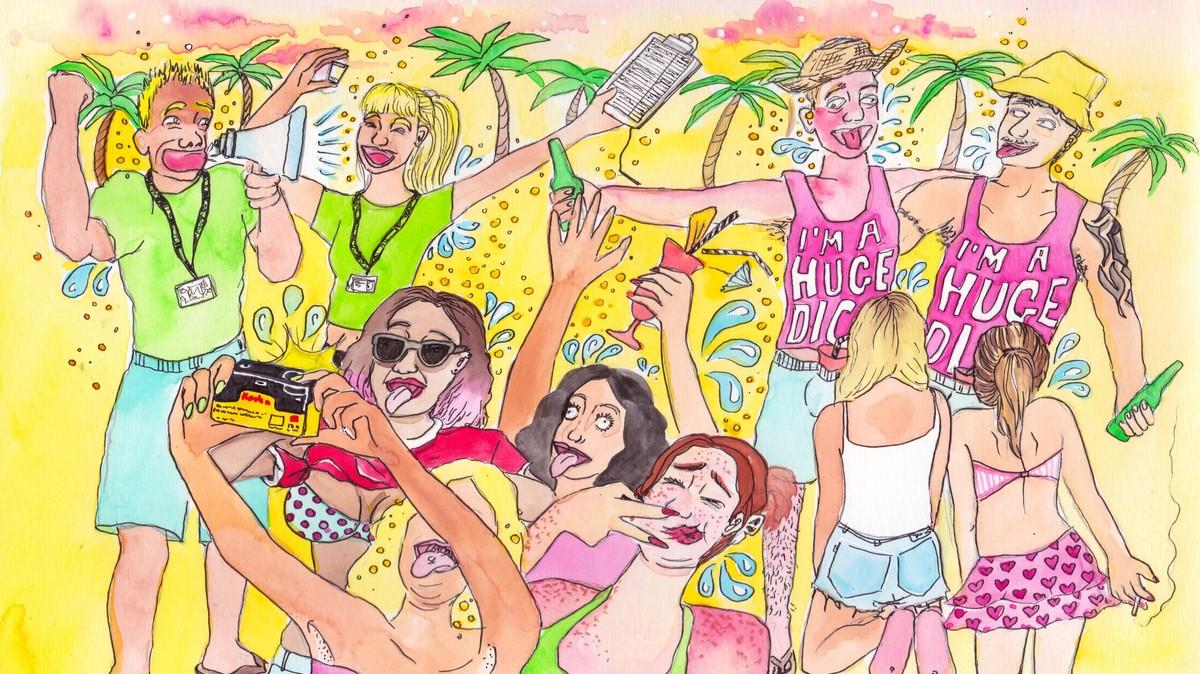 Sexe, chaises longues et Anglais à l'étranger : l'héritage de l'agence de voyages Club 18-30