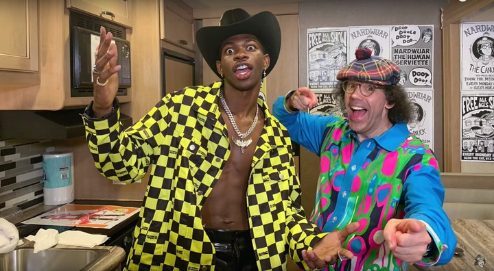 Nardwuar's Lil Nas X Interview Is the Must-Watch Cultural Event of 2019 - VICE