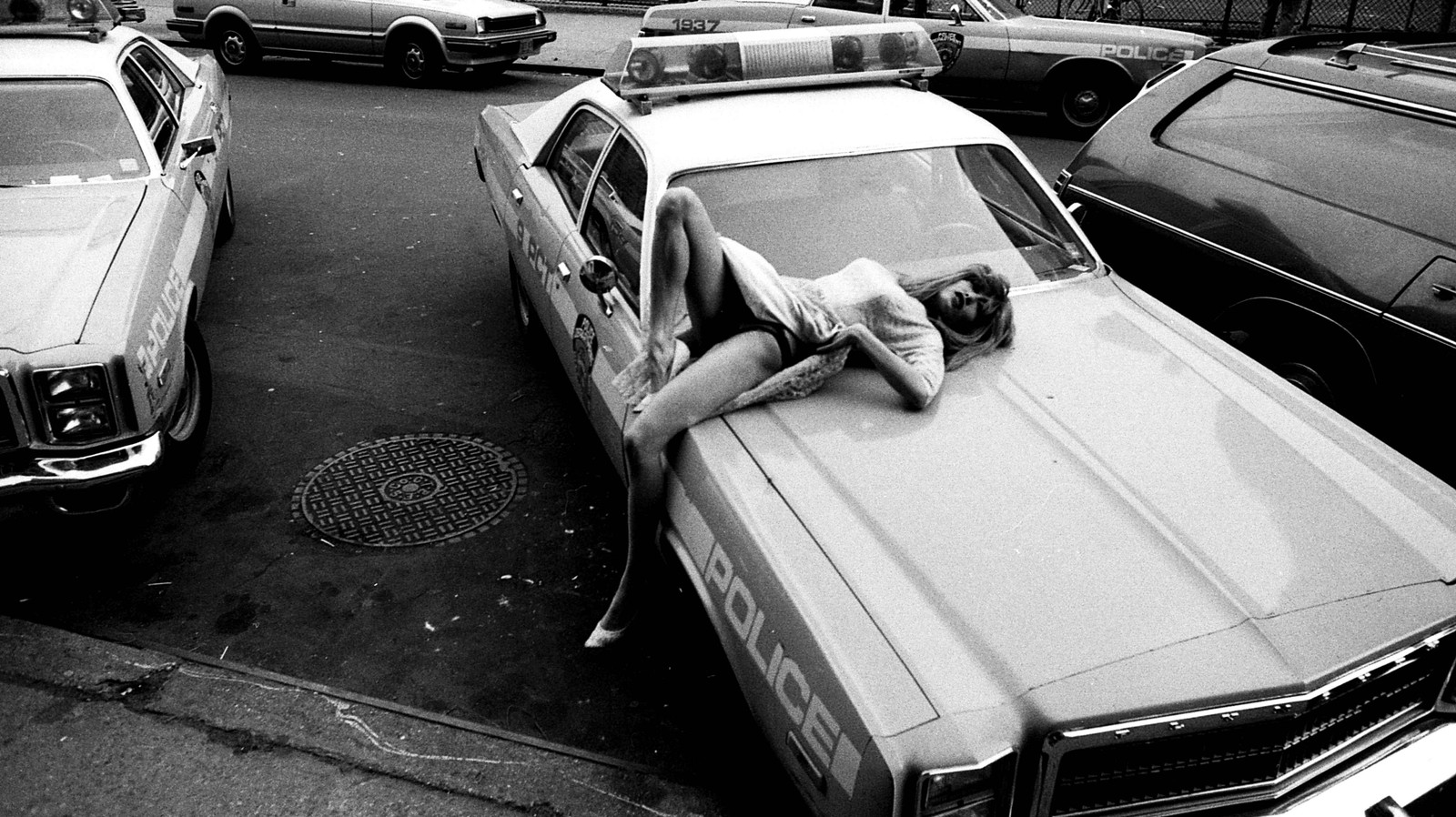 Underground Photos From New York's Seediest Years
