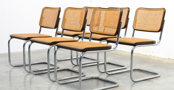 Sitting Pretty: Marcel Breuer's Cesca Chair Is So Damn Hot Right Now - GARAGE