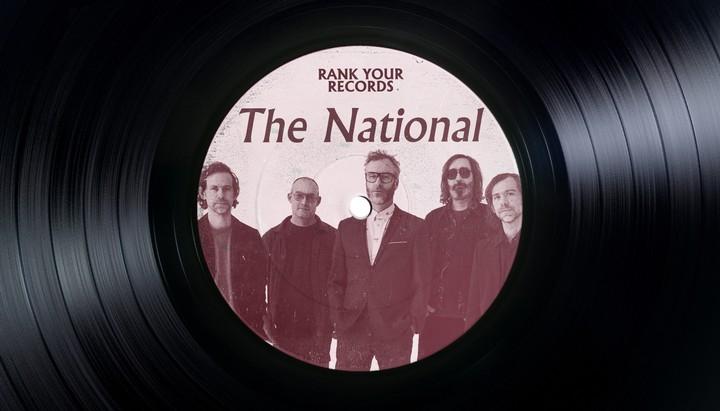 Scott Devendorf Ranks the National's Seven Stormy Rock Records - VICE