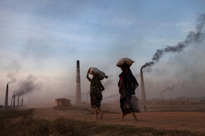 So sieht es im Land mit der schlimmsten Luftverschmutzung der Welt aus - VICE