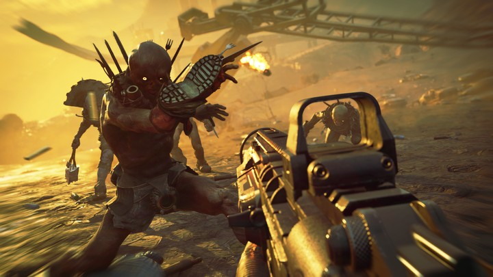 The Worst Part of 'Rage 2' Is the Fall Damage - VICE