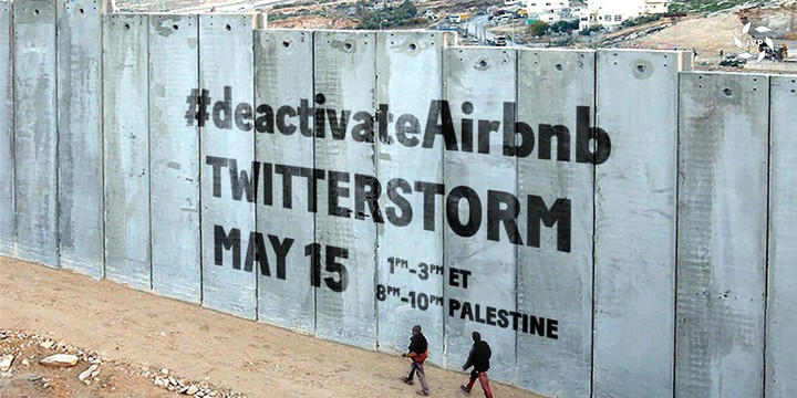 People Are Deactivating Airbnb for Allowing Listings in the Occupied West Bank - VICE
