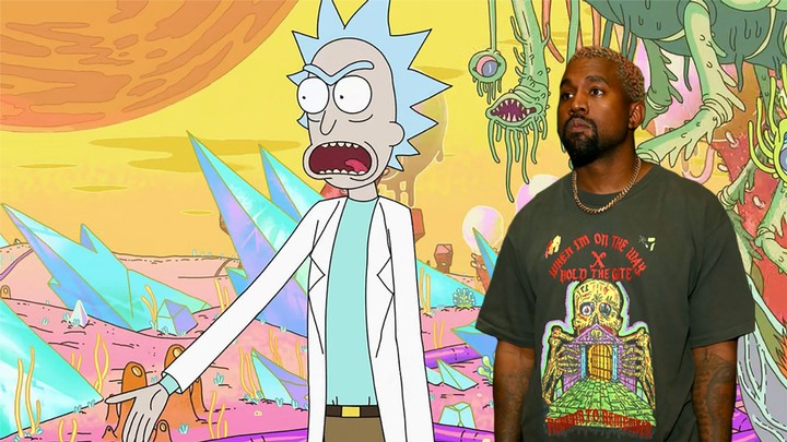 Please, No, Don't Give Kanye His Own 'Rick and Morty' Episode - VICE