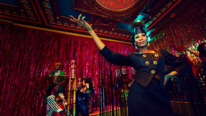 Dominique Jackson on hosting NYC's pride parade, 'pose,' and how ballroom saved her life - i-D