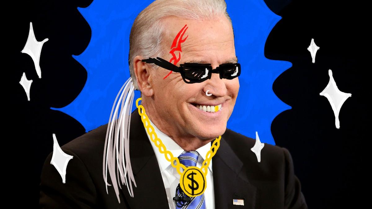 Area Man Regrets Helping Turn Joe Biden Into a Meme