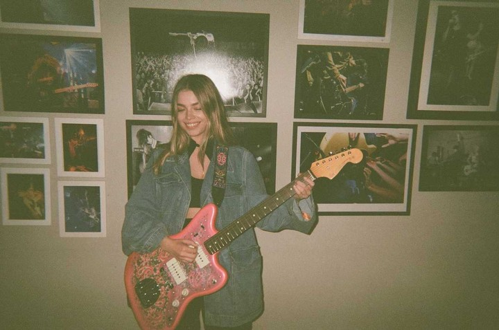 Interview with the Gen-Z women of guitar music - i-D