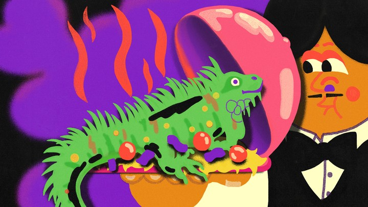 This Chef Really, Really Wants You to Eat Iguanas - VICE