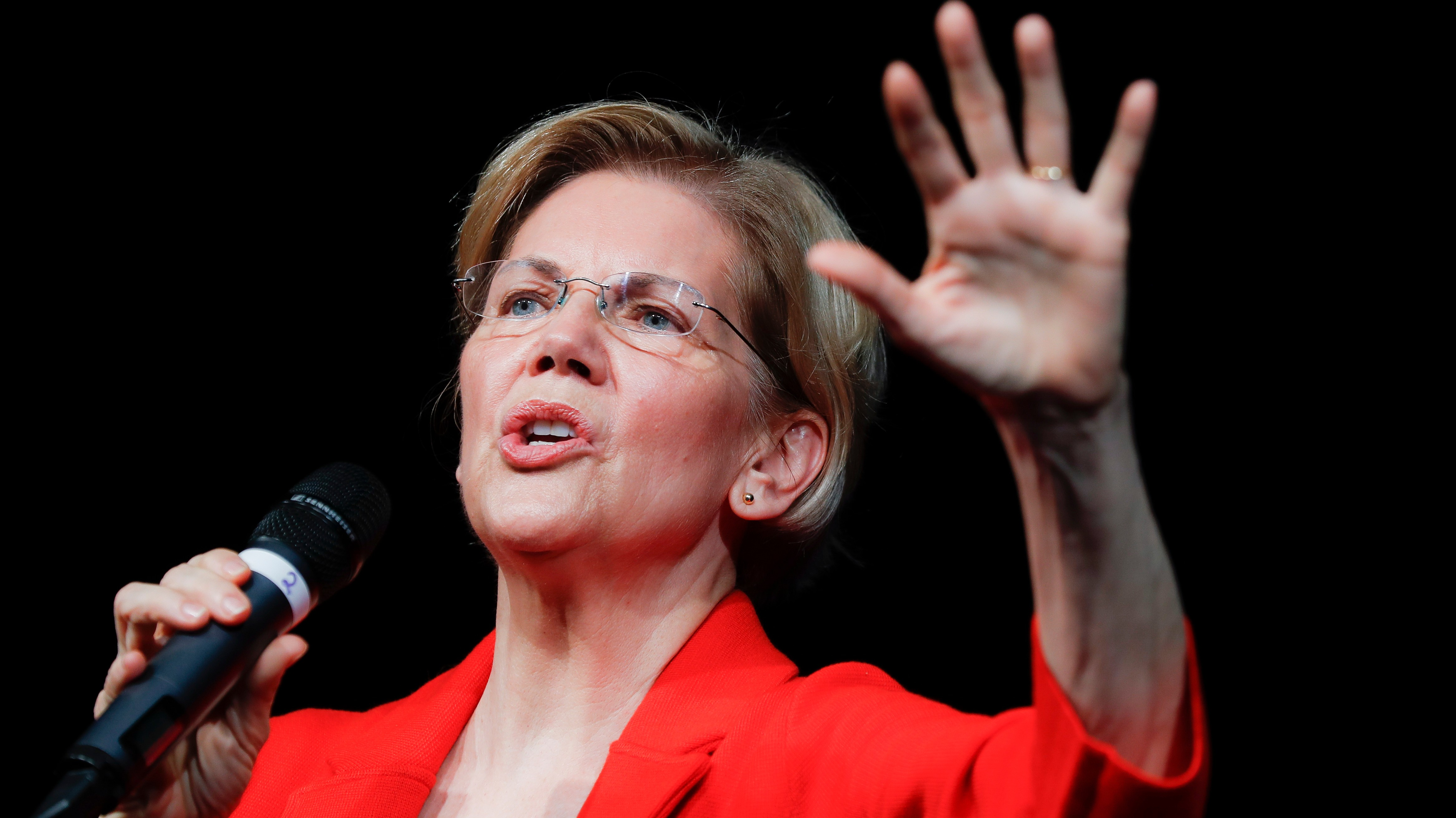 Elizabeth Warren Just Dropped a Plan for Fighting the Alabama Abortion Ban