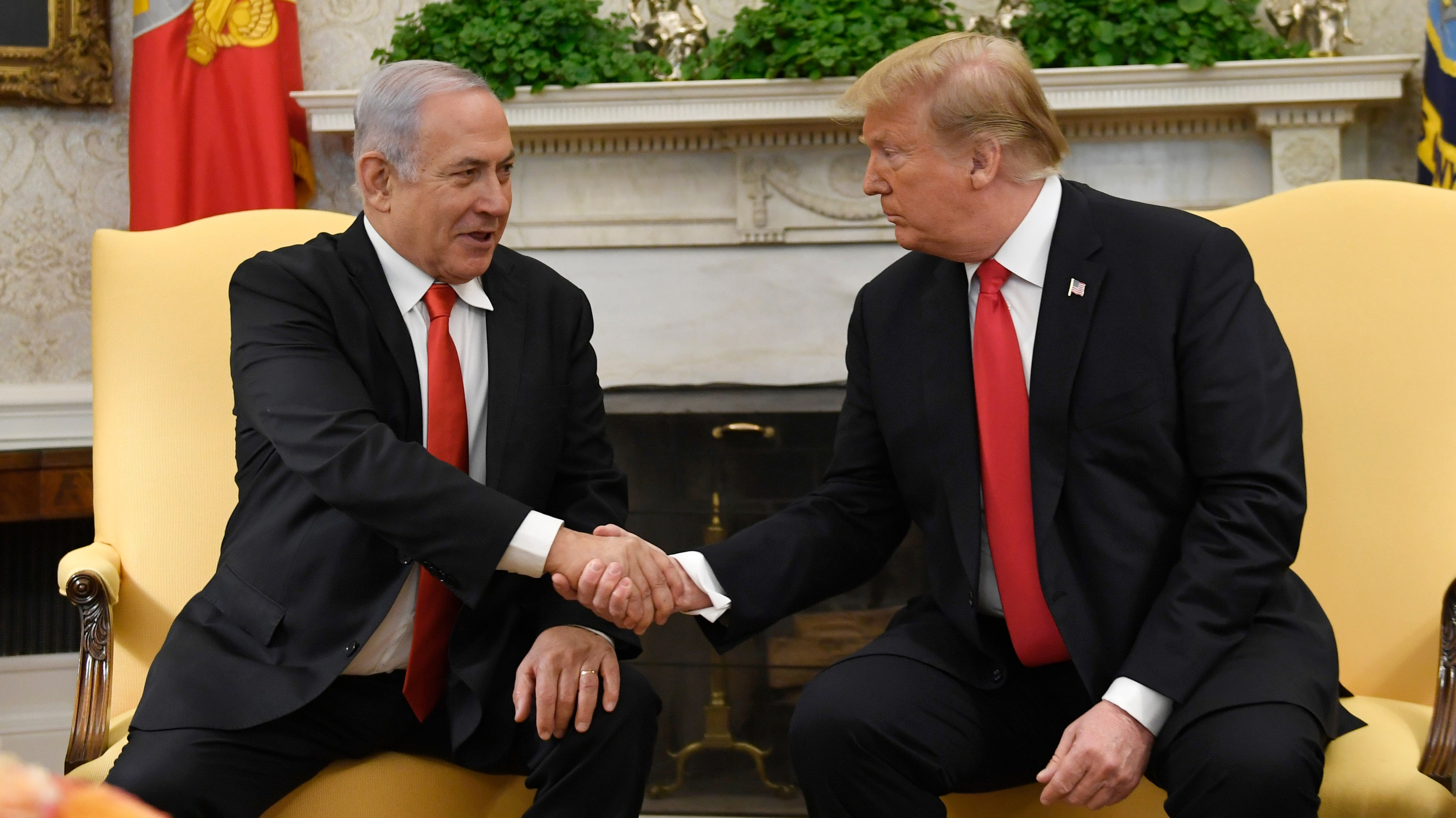 Trump and Israel Team Up to Cool Tensions With Iran
