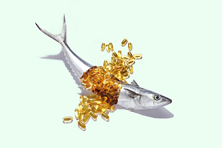 This Is What Fish Oil Supplements Actually Do