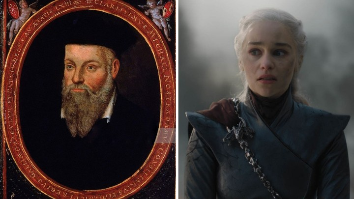 Nostradamus Predicted 'Game of Thrones' - VICE
