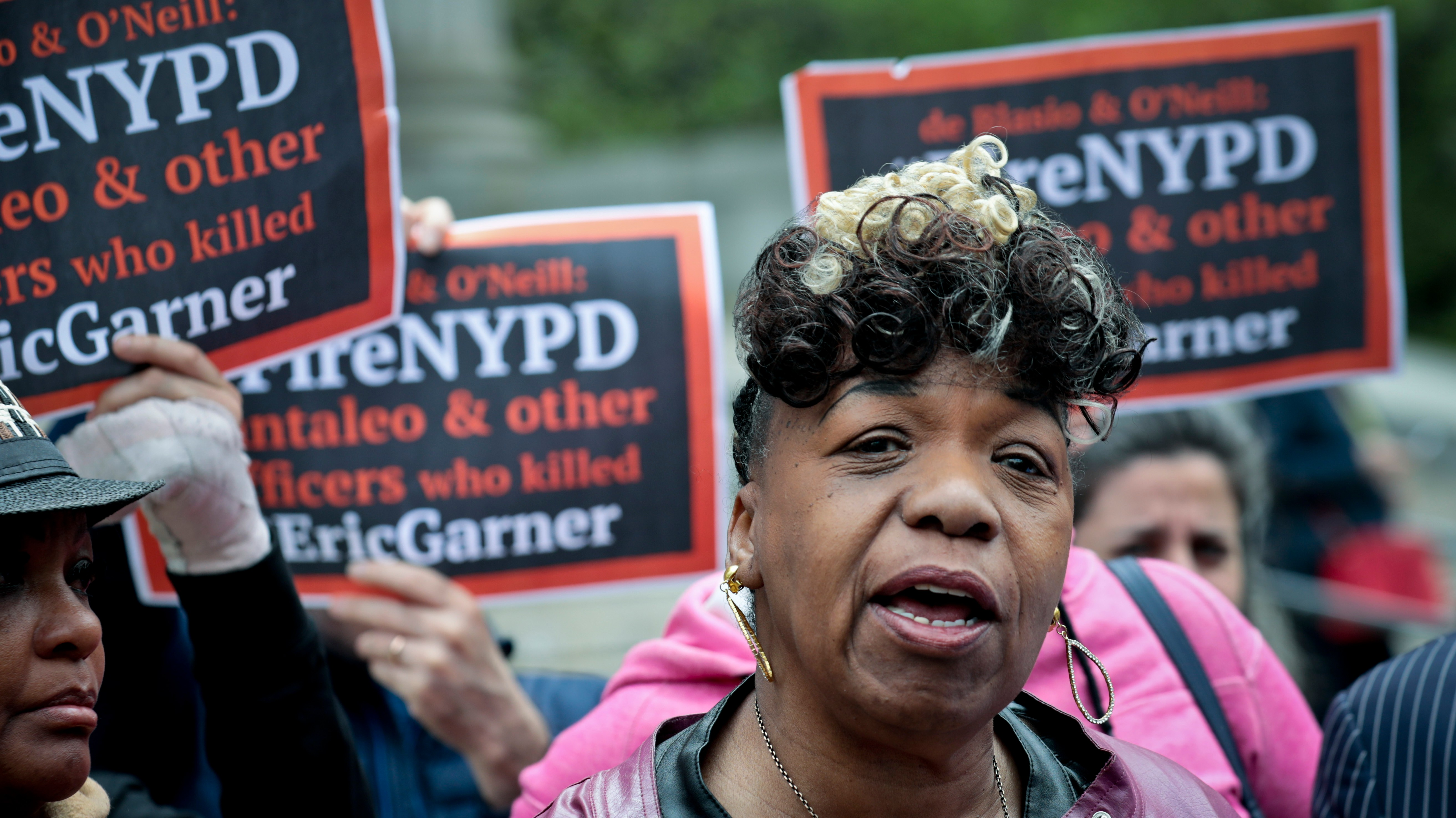 """Not a Big Deal"": NYPD Lieutenant Was Unalarmed Upon Learning of Eric Garner's Death"