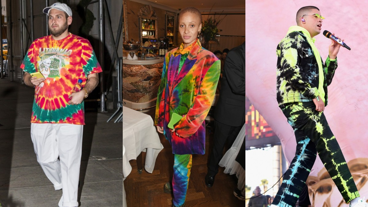 why is everyone still obsessed with tie-dye?