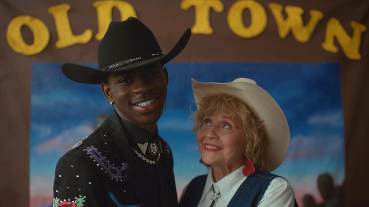 The 'Old Town Road' Video Is Better Than 'The Godfather' - VICE