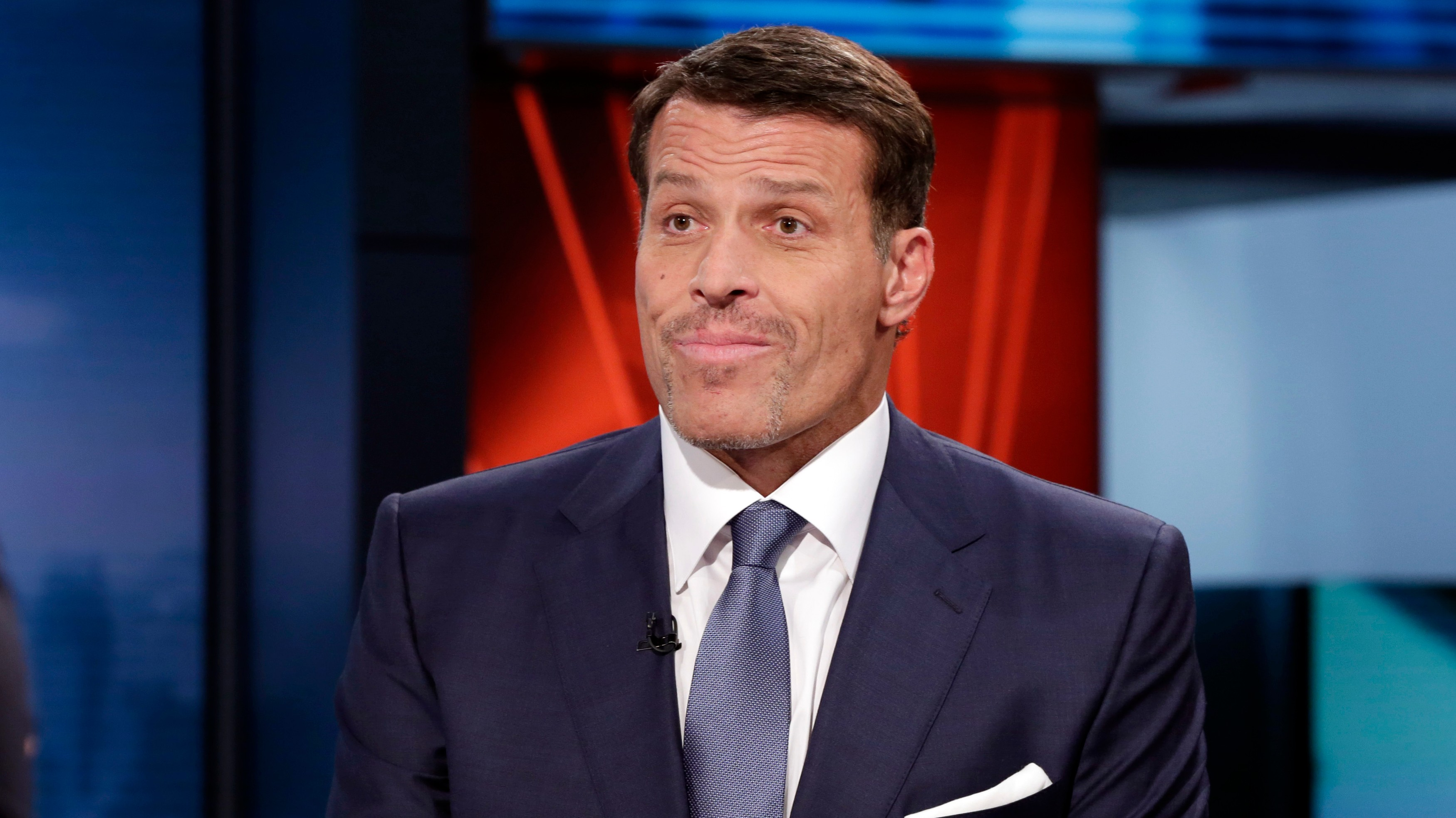 Life Coach Tony Robbins Faces Allegations of Sexual Harassment