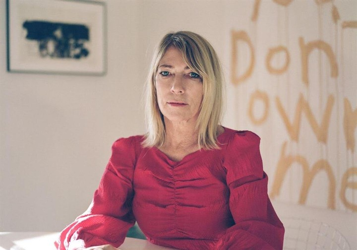 Kim Gordon's Paintings Are An Encyclopedia of Cool - GARAGE