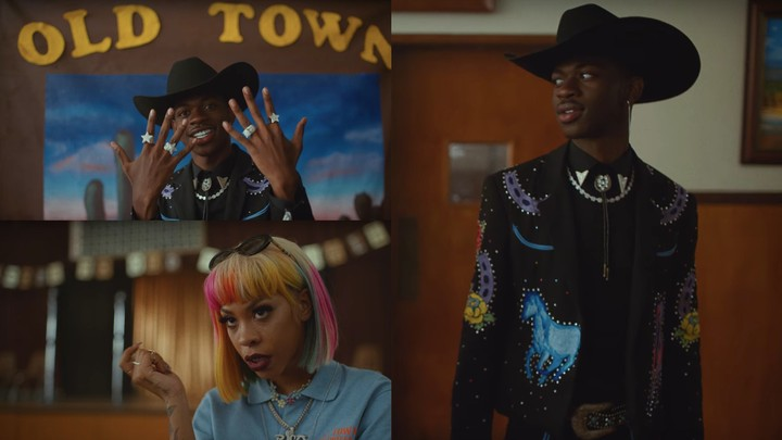 How Lil Nas X's iconic suit in the 'Old Town Road' video came together - i-D