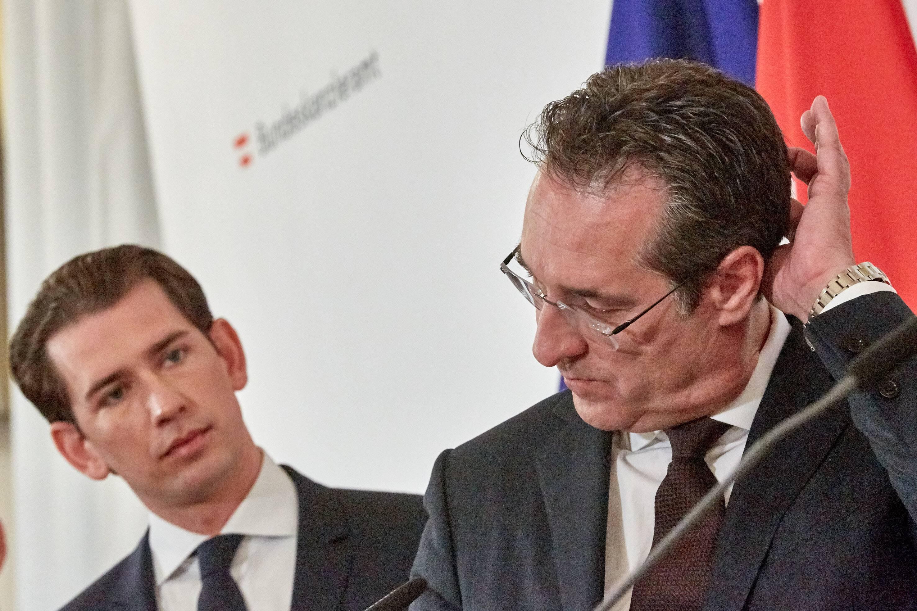 Österreich beweist, dass es wirklich eine dumme Idee ist, sich mit Rechtsextremen einzulassen