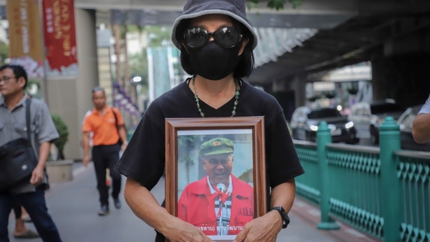 In Thailand, Activists Are Literally Fighting For Their Lives