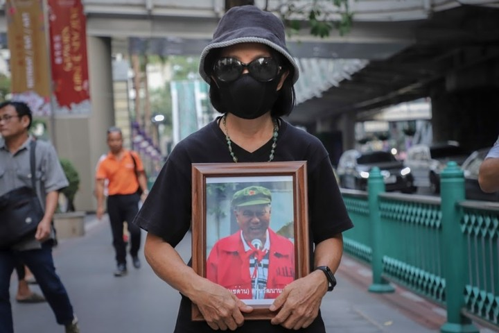 In Thailand, Activists Are Literally Fighting For Their Lives - VICE