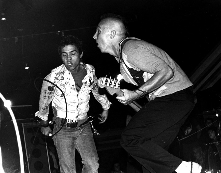 Original Punk Scene Photos - VICE