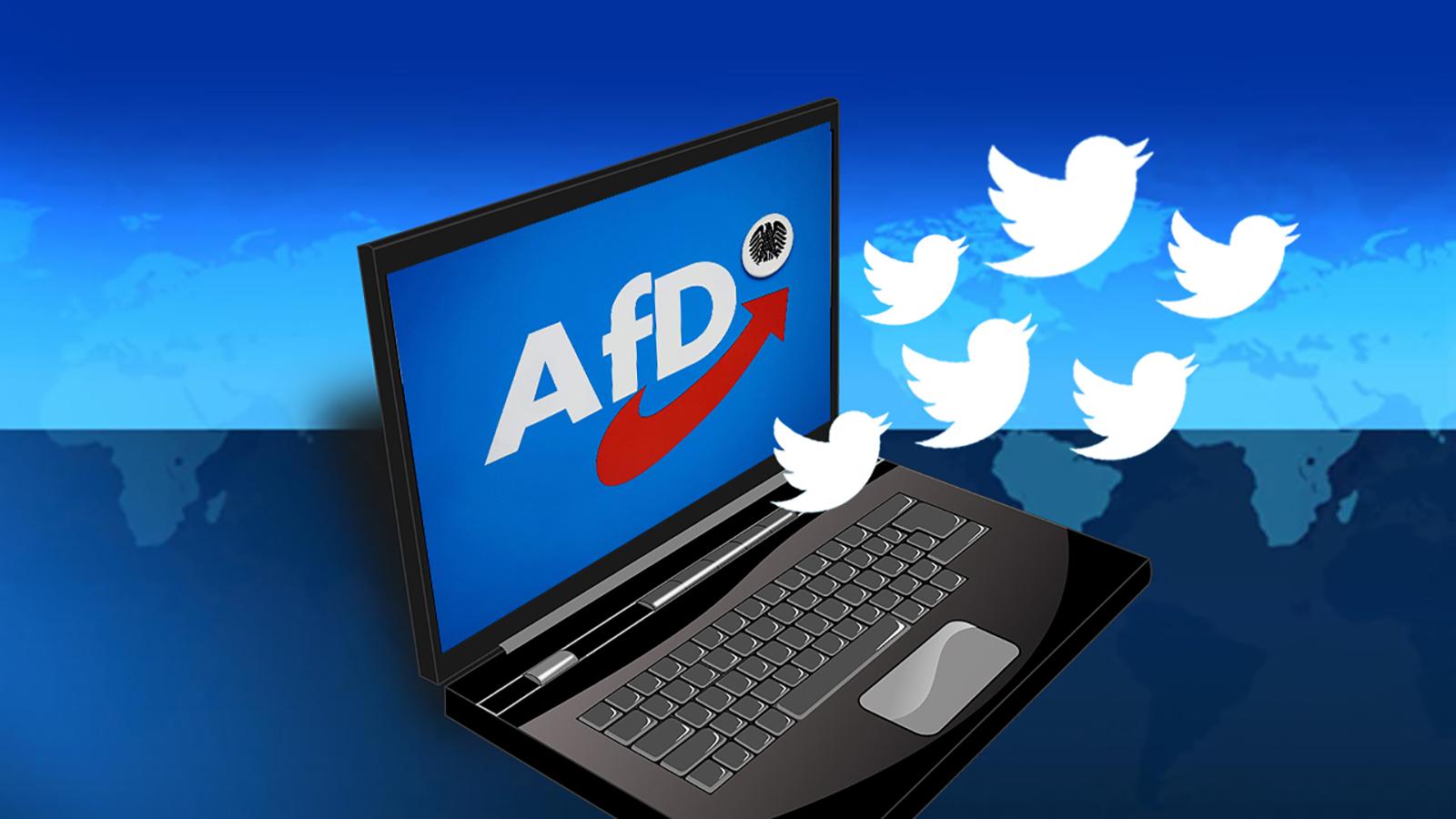 Seltsamer 'Tagesschau'-Bericht: Beherrscht die AfD das halbe Internet?