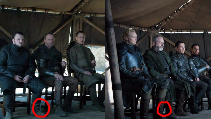 'Game of Thrones' Accidentally Left Two Water Bottles in the Series Finale - VICE