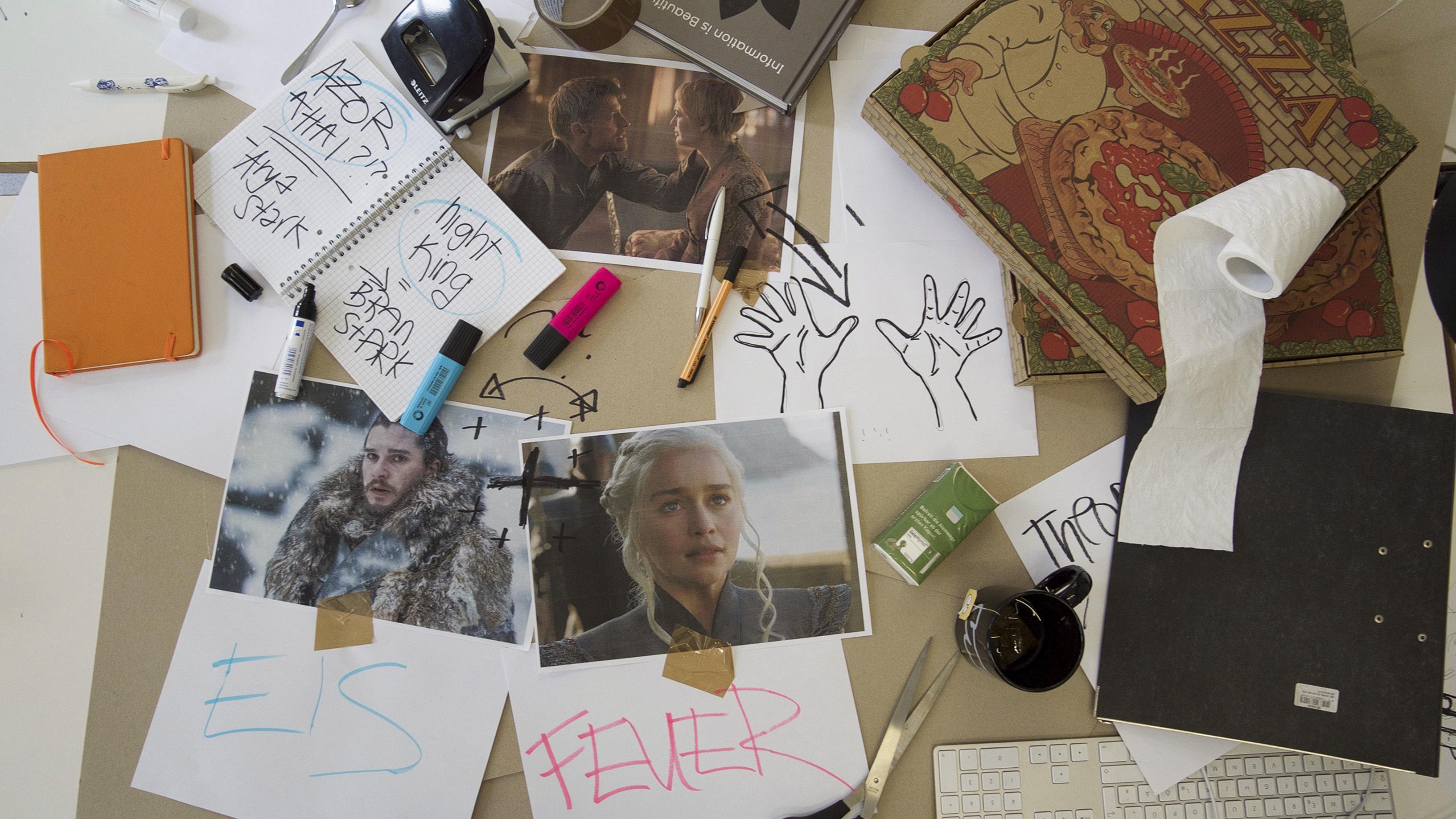 Wie wir uns mit Fantheorien Serien wie 'Game of Thrones' kaputt machen