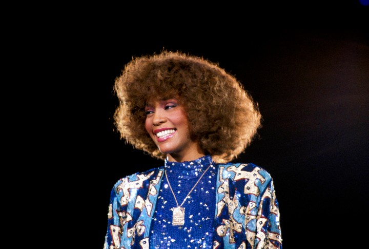 Whitney Houston's Estate Announces a Hologram Tour and New Music - VICE