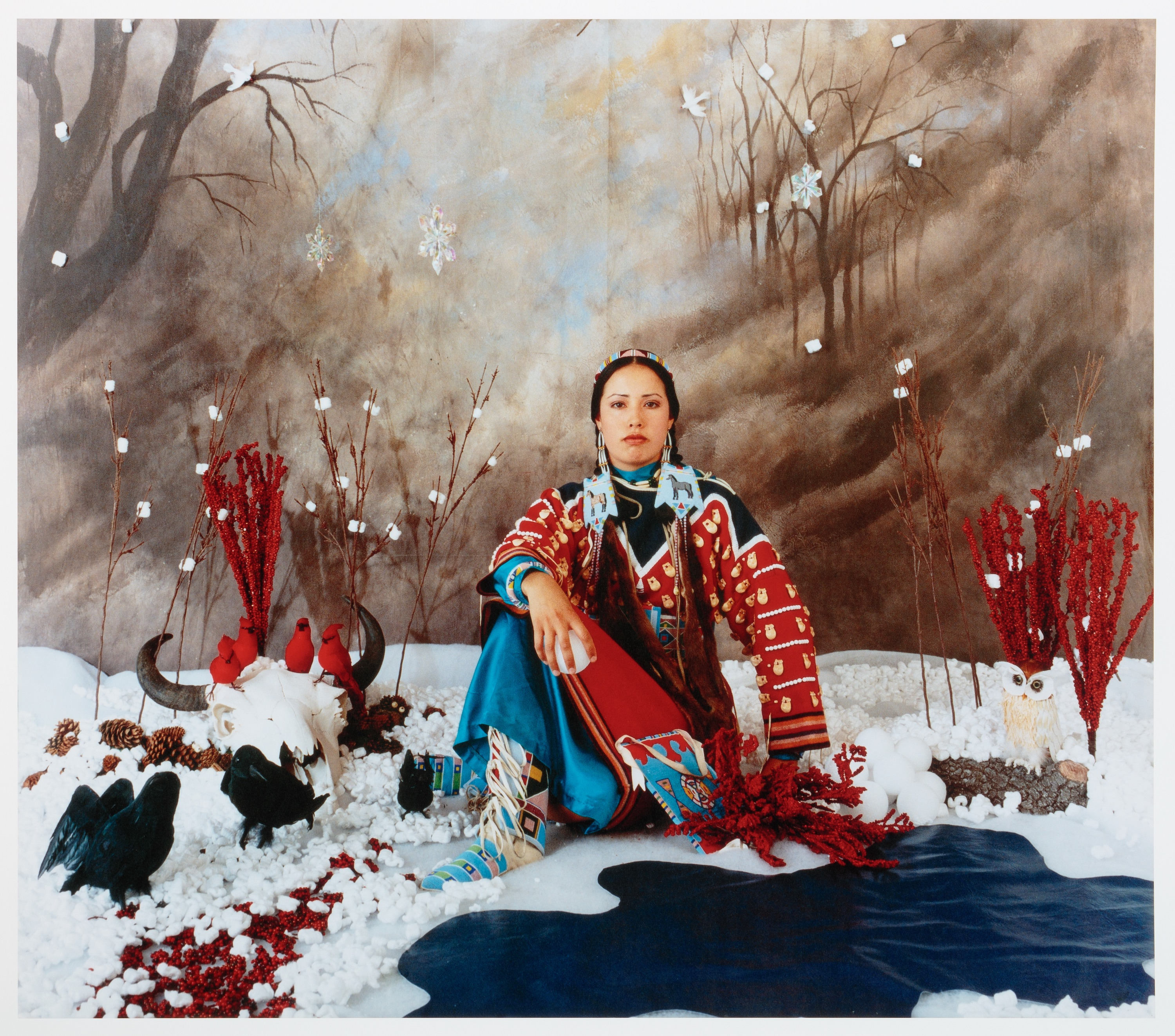 vice.com - Sara Radin - Wendy Red Star's art explores the Indigenous roots of feminism
