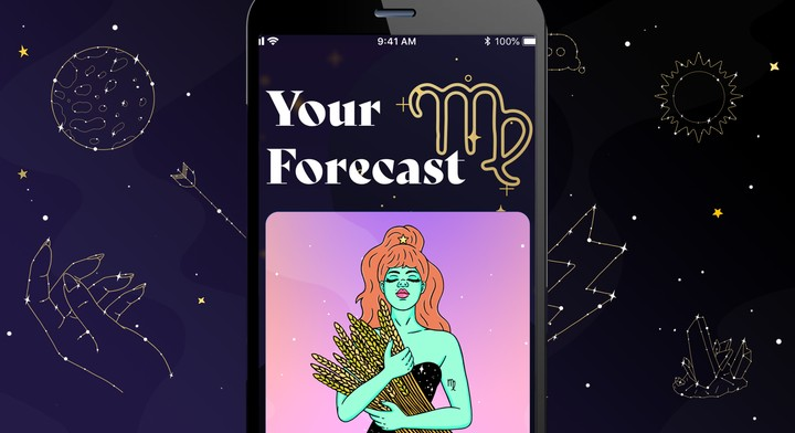Introducing the Only Astrology App You Need - VICE