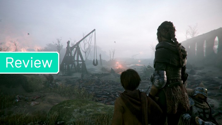 The Grotesque 'A Plague Tale' Has a Great Story (And Too Many Rats) - VICE
